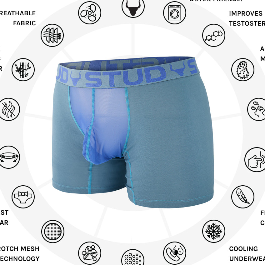 stud briefs varicocele underwear benefits